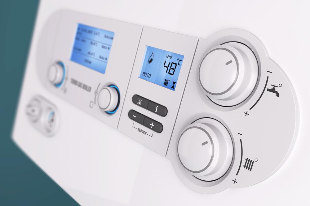 New boiler , combi